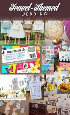 12 Legitimately Awesome Non-Traditional Wedding Themes @Bailey Ann this reminds me of you :)