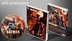 Batman - Sangue Ruim - capa - ➨ Vitrine - Galeria De Capas - MundoNet | Capas & Labels Customizados