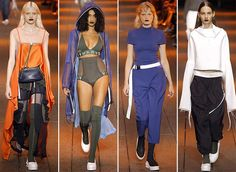 DKNY Spring/ Summer 2017 RTW Collection – NYFW