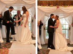 Real Jewish Weddings | North Caldwell, NJ (via @The Wedding Yentas)