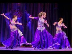 Mehboob mere, Indian Dance Group Mayuri, Petrozavodsk - YouTube