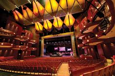 Cobb Energy Centre Theater Atlanta Venue Ballet Local Attractions Convention