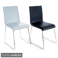 Anna Modern Dining Chair (Set of 2)