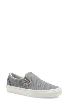 ea6b2ec2e6b Vans  Classic  Slip-On Sneaker (Women) available at  Nordstrom Stitch