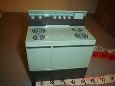 Westinghouse child's toy stove~~