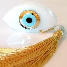 Evil eye home decor, evil eye Plexiglas, evil eye ornament, evil eye good luck charm, evil eye charm, Greek gouri 2020, evil eye gouri 2020 by OulalaShop on Etsy
