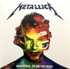 Metallica - Hardwired...To Self-Destruct (Translucent Green Vinyl)