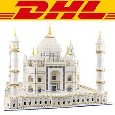 174.79$  Watch now  - 2017 New CIty Street Series The Taj Mahal 5952Pcs Model Building Kits Blocks Bricks Toys For Children Gift Compatible 10189