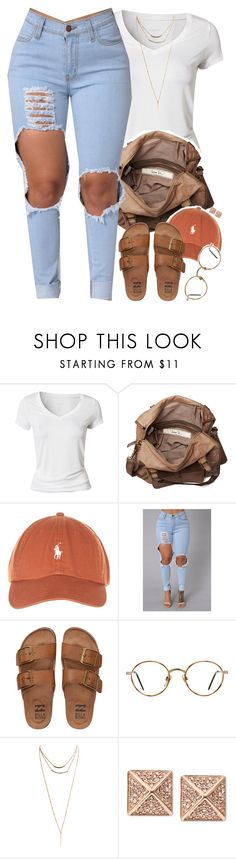 """""""mood"""" by daisym0nste ❤ liked on Polyvore featuring Calvin Klein, Friis & Company, Billabong, GlassesUSA, Wet Seal and Michael Kors"""