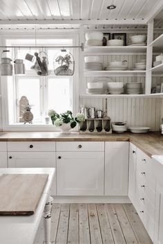 Белая кухня white kitchen