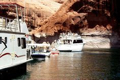 Take boat trip across Lake Powell to the Rainbow Bridge dock and then hike 2 miles to Rainbow Bridge National Monument, Utah