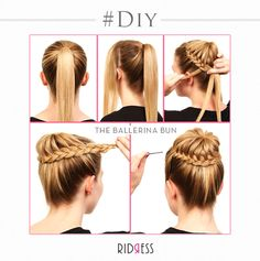 Simple & pretty hair do!  #DIY #TryNow #Fashionistas #FashionGirls #LoveForFashion #Fashion #FameFashion #Love #HairStyle #Hair #Elegance #StyleDiaries #Itsallinthedetails #Shopaholics #DressUp #RIDRESS