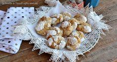 Biscotti morbidi alla cannella per la colazione o la merenda di tutta la famiglia,si conservano per qualche giorno in un barattolo a chiusura ermetica