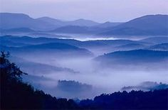 Smokey Mountains, North Carolina