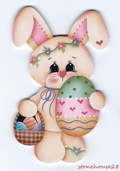 best ideas about Easter bunny Easter Egg Basket, Easter Bunny, Easter Eggs, Happy Easter, Easter Projects, Easter Crafts, Easter Paintings, Easter Wallpaper, Easter Pictures