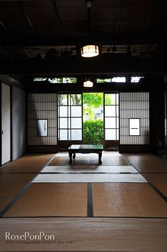 Japanese traditional room