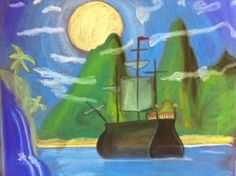Prairie Moon Waldorf School The story of Peter Pan has been told in 1st grade...the picture is about to come down, but before it does, we wanted you to take a peek.