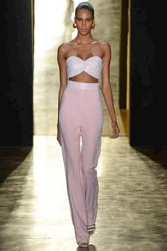 Cushnie et Ochs Spring 2015 Ready-to-Wear Fashion Show: Complete Collection - Style.com