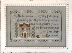 Country Cottage Needleworks -- Stitching Bits and Bobs