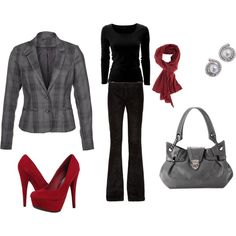 beautiful outfit for the office