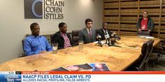 Chain | Cohn | Stiles has filed claims against the city of #Bakersfield and Bakersfield Police Department on behalf of two students who were racially profiled, beaten, and wrongfully arrested. Learn more about this case here: http://bit.ly/bakersfieldwrongfularrest