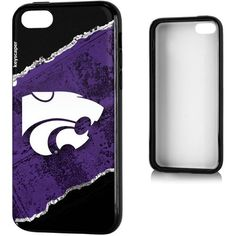 Kansas State Wildcats Apple iPhone 5C Bumper Case