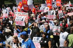 McDonald's CEO: 'We Will Support' A Minimum Wage Hike