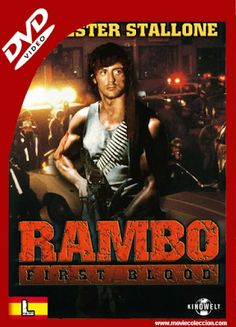 Rambo 1982 DVDrip Latino