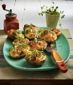 Bruschetta-Kartoffeln Rezept
