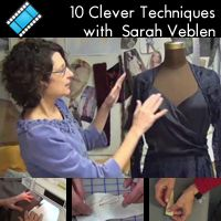 10 Clever Techniques To Help You Sew Like a Pro