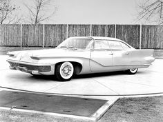 Chrysler Imperial concept car, d'Elegance, 1958...well, not quite it...