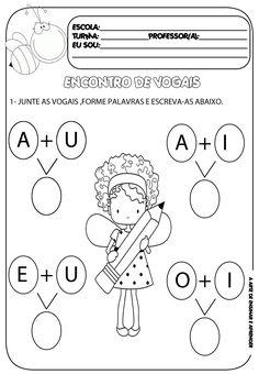 Atividade pronta - Encontro vocálico