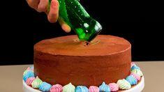 15 trükk az amatőr cukrászok számára| Cookrate - Magyarország Cupcakes, Tricks, Mousse, Fudge, Cake Recipes, Cake Decorating, Cheesecake, Birthday Cake, Make It Yourself