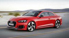 Nuevo Audi RS 5 Coupé, la combinación perfecta entre elegancia y deportividad