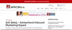 Arti Qelaj – Switzerland Inbound Marketing Expert WRCBtv - Press release screenshot Marketing Automation, Inbound Marketing, Email Marketing, Sephora App, Beauty Companies, Interesting Topics, Content Marketing Strategy, Press Release