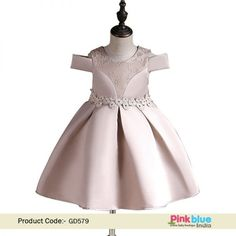 Kids Party Wear Dress - Baby Girl Birthday Frock Online - Off Shoulder Princess Dress - Flower Girl Party Dress - Children Special Occasion Outfit Kids Outfits Girls, Toddler Girl Dresses, Girl Outfits, Girls Dresses, Kids Girls, Birthday Frocks, Party Frocks, Girl Birthday, Princess Flower Girl Dresses