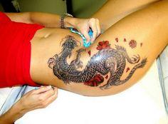 Ink Done Right — InkedUp Tattoos Tattoo Inked Girls InkDoneRight