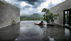 Gallery of The House Cast in Liquid Stone / SPASM Design Architects - 23