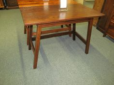 Abbey Laptop Desk - eclectic - desks - columbus - Geitgey's Amish Country Furnishings