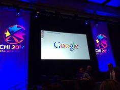 Google at CHI