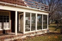 Sunroom additions are the perfect way to add the natural elements of the outdoors into your home. http://www.dilloncompany.com/rooms/sunrooms/