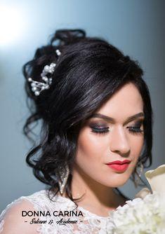 Idei de coafuri si machiaj mirese. #donnacarina #beautycreators #hairstyle #make-up Up, Crown, Fashion, Moda, Corona, Fashion Styles, Fashion Illustrations, Crowns, Crown Royal Bags
