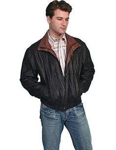 Cool Black Leather Jackets
