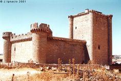 Castillo de Villafuerte. Valladolid. Spain
