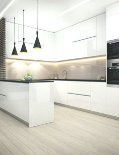 dream home Interior design ideas for a luxury kitchen decor. On this kitchen, you can see extraordinary furniture design pieces Kitchen Room Design, Luxury Kitchen Design, Kitchen Cabinet Design, Luxury Kitchens, Home Decor Kitchen, Interior Design Kitchen, Kitchen Furniture, Kitchen Ideas, Modern Kitchens