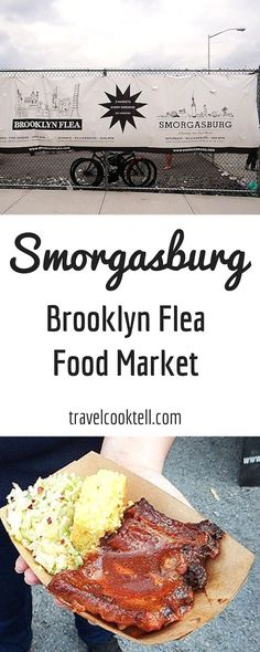 Smorgasburg: Brooklyn Flea Food Market | Travel Cook Tell