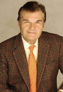 Fred Willard bc of his face.