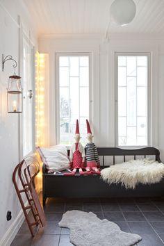 VINTAGE: House & Home: Swedish Christmas decor