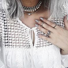3PCS/Set Hot Fashion Vintage Women Silver Midi Knuckle Ring Jewerly Gifts