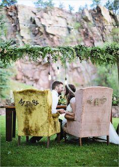 #sweethearttable @weddingchicks